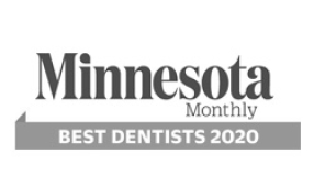 Minnesota Monthly Best Dentist 2020 Badge