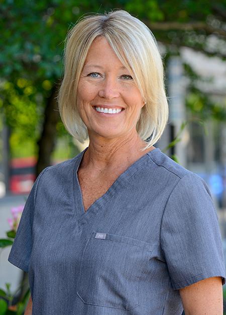 Jill DuLac, DDS smiling
